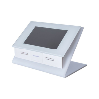 2N Indoor Touch Stand White 2N