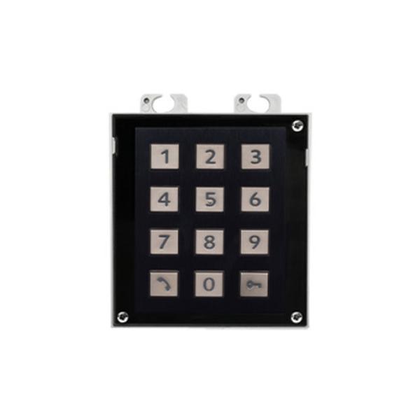 2N IP Verso Keypad Module blk 2N