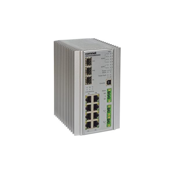 CNGE11FX3TX8MSPOE ComNet
