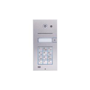 2N IP Vario 1 Button Keyp Cam 2N
