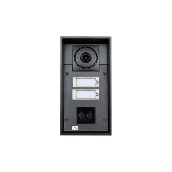 2N IP Force 2Button Cam Card 2N