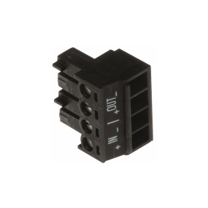 AXIS CONN A 4P3.81 STR IN/OUT