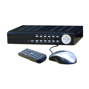 T-DVR 611ZS ohne HDD-Maus ITS