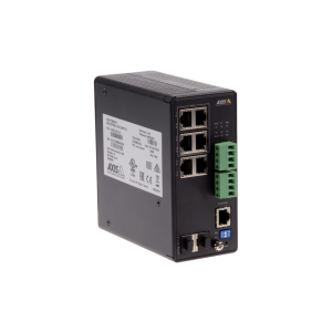 AXIS T8504-R INDUSTRIAL POE SW