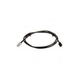 AXIS F7301 CABLE BLACK 1M 4PCS