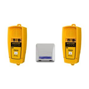 2N Lift1 Voice Alarm Set 2N