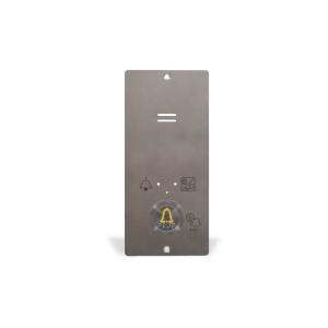 2N Lift8 Cabin Flush w/ Button 2N
