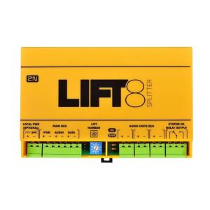 2N Lift8 Splitter 2N