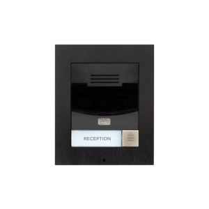 2N IP Solo Surface NoCam Black 2N